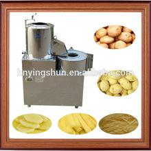 2015 stainless steel commercial potato chips slicer