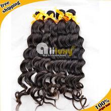 Natual Color Smooth Shining Vigin Unprocessed Wholesale peruvian virgin hair