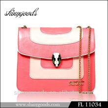 Latest Cheap Wholesale Fashion Ladies Purse, Young lady handbag