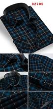 ที่กำหนดเองผ้าฝ้าย100%ตรวจสอบบุรุษเสื้อออกแบบoemจากผู้จัดจำหน่ายในประเทศจีน