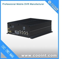 Professional 8 channels hard disk 1tb bus audio video system auto dvr