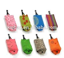 Waterproof nylon foldable big shopping bags eco friendly shopping bag wholesale