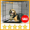 pet cage/dog cage hot sale portable metal wire pet cage manufacture