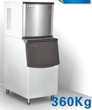 360kgs Commercial used ice cube making machine from China OEM factory