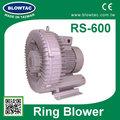 Blowtac RS-600-16 2.2 kw 3 Hp vácuo blowers transportador de papel de impressão do CE