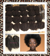Top Selling Nina Hair Extensions Braids kinky Clip Hair Extension