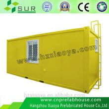 liquid portable toilet container house