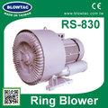 Blowtac rs-830-16 10hp 7.5kw la cría de peces aireador