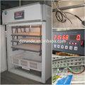 Rd-264 automático de huevos de pollo incubadora y nacedora para huevosparaincubar