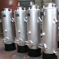 vertical de la biomasa de la caldera de vapor utilizado en la industria