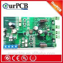 China pcb assemble and design single side pcb