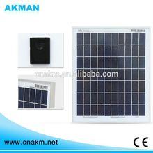 AKMAN compact high power solar panels