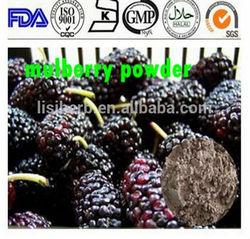 mulberry fruit extract juice powder