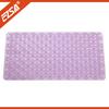 PVC Bath Mat custom size and design bath mat set