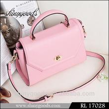 RL17028 Latest Cheap women messenger bag, Cowhide leather shoulder bag