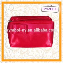 beautiful travel custom new design waterproof leather cosmetic bag