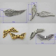 angel wings beads