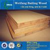 15mm veneer wood block board for furniture