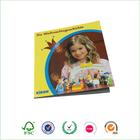 Cardboard printing children board book printing