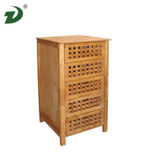 2014 High quality cheap wire drawer chest wooden material