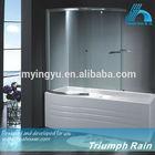 AQSC1502CL sliding bath screens