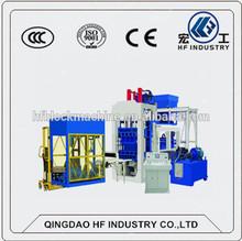 Famous Brand Qingdao HF concrete block machine(SKYPE:jerry.hu727)