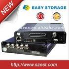 "2.5""SATA HDD D1 G-Sensor Mobile DVR with 3G and GPS"