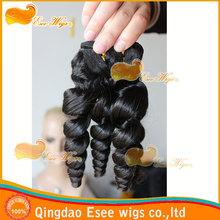 eseewigs qingdao factory wholesale 100% human hair turkey hair