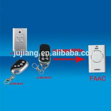 duplicadora de control remoto rolling code faac 433 mhz a distancia