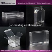 Wholesale Small Clear Hard Plastic Soap Packaging Box , Soap Packaging Case , Soap Packaging Holder