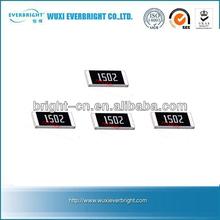1/20W chip resistor 1206