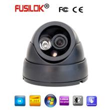 FUSILOK Factory Supply Half Dome IP Camera wireless outdoor dome ptz ip camera