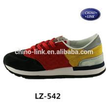 2015 durable zapatos baratos de los deportes, Del color brillante de funcionamiento de los zapatos