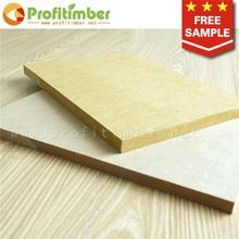 High Gloss Pine Wood Fiber Board With Free Sample