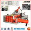 industrial professional hydraulic scrap metal press baling machine