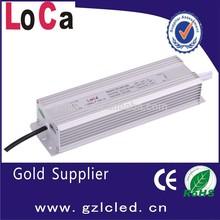 Aluminium cover 100W power supply constant voltage transformer 12V