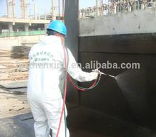rubber asphalt waterproof coating roof waterproofing