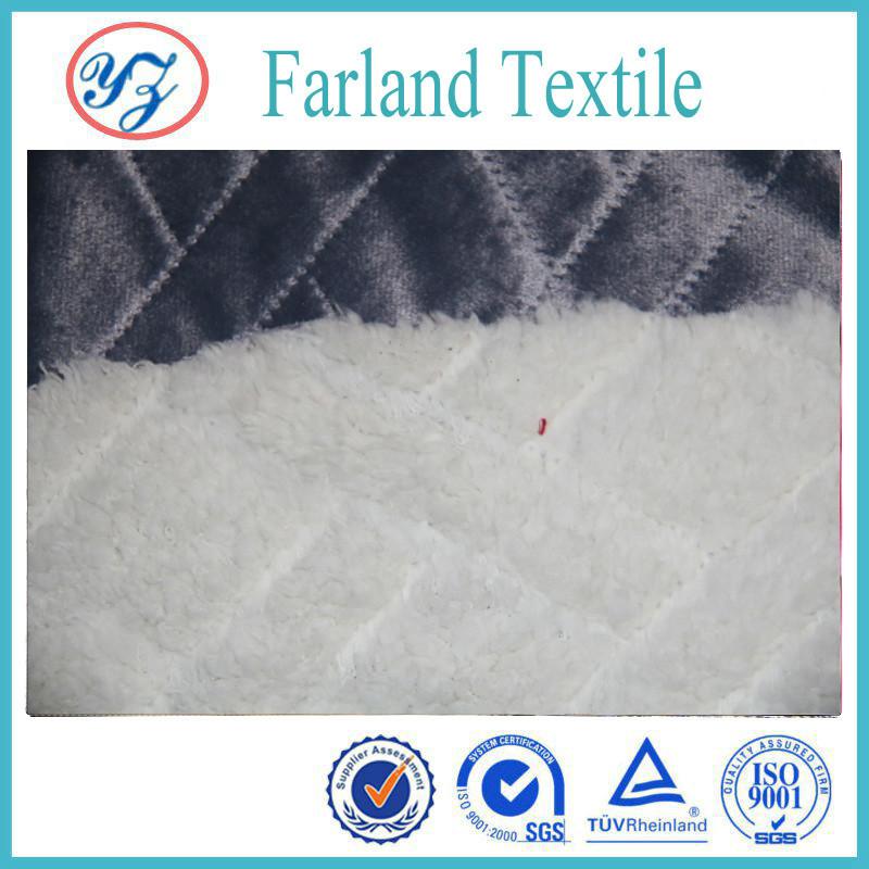 Ultra-sônica de tecidos compostos, almofada/cusion sofá de tecido, comprar de pelúcia da china