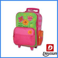 Little Girls' Rolling Luggage Cute Girls Travel Luggage