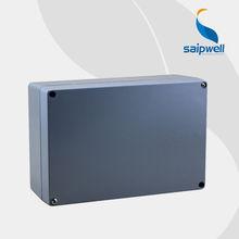 Distributor waterproof IP67 aluminum junction box ip67 222*145*80mm (SP-AG-FA6-1)