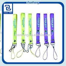 Economy polyester cell phone holder straps