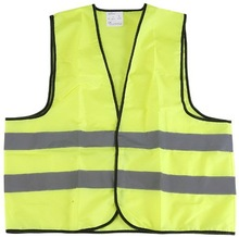 reflective safety vest with EN471 certification and best price sale hot in the European