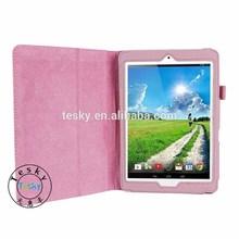 for Acer A1-830 case, leather flip cover case for Acer A1-830 tablet case