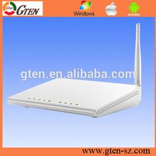 10 yrs big factory 2.4GHz rtl8676 150mbps VPN WPS adsl2+ modem router