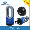 campione gratuito led magnetico lampada portatile di lavoro