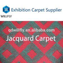 Fashionable classical jacquard carpet / entrance mats