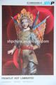 material publicitário banner flex frontlit brilhante vinil pvc flex banner