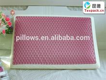 Comfortable Adult Gel Memory Foam Pillow for Good Sleep Cooling Pillow