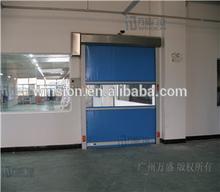 high speed autmatic rollup doors remote control roller shutter doors fit for industry garage KJM-526