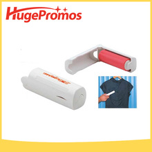Promotional Printed LOGO Mini Folding Lint Brush Roller for Cloth